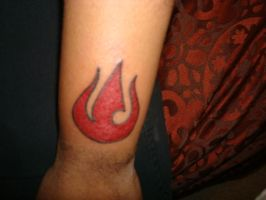 ATLA Fire Nation Tat by vickyblueeyez