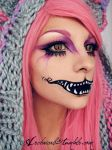 Cheshire make-up by Archaical
