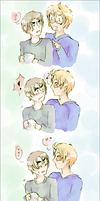 APH - USUK - Shenanigans by ChaoticMiko
