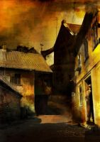 Old town blues by Smygol