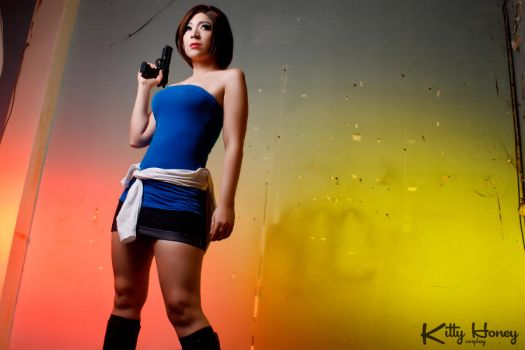 Jill Valentine Cosplay - Resident Evil 3: Nemesis by Kitty-Honey