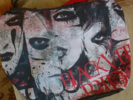 New BVB Purse by A7XFan666