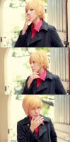 GRAVITATION Yuki Eiri Cosplay 02 by ero-de
