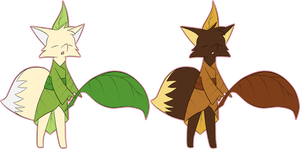 Fakemon :: Chabakitto by Aetherium-Aeon