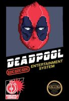 Deadpool Nes by theblueblur242