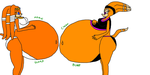 Request: Double vore 2 = Tikal and Shade by TruePhazonianForce