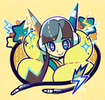 Electric Girl by crayon-chewer