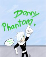 Danny Phantom...that's me by yuminica