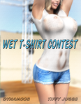 Wet T-Shirt Contest [Cover] by Dynamoob