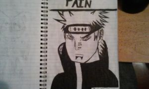 Pain by AricStewart