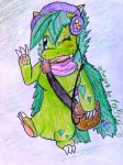 Viko, the Ivysaur- DevID by Heatphones