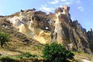 Turkey, Cappadoce by elodie50a