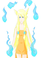 Will-O-Wisp by chibiautomail13