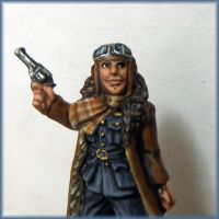 Miniatures - Umberto Nobile by Bjerg