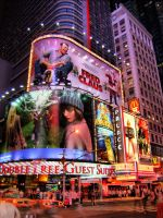 Times Square 21 by lightzone