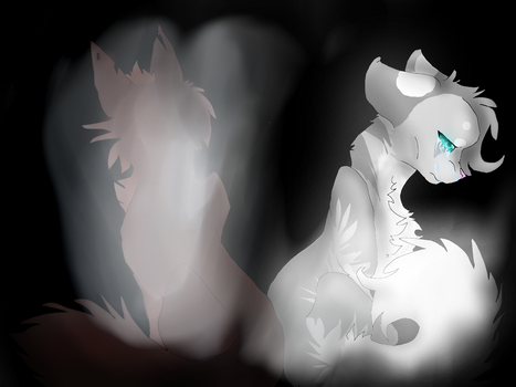Destined To Die Alone by CatbugFellidae