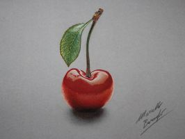 Cherry by marcellobarenghi