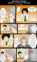 Sephiroth Studies Lesson 14 by SorceressofMalice
