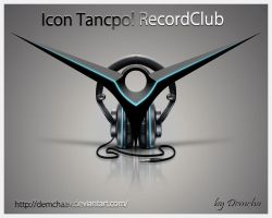 VA-Tancpol Record Club Icon by DemchaAV