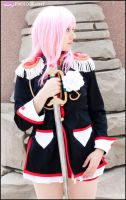 Revolutionary Girl Utena by Pompay