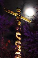 Surreal Christmas Totem by worldtravel04
