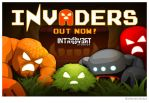 Invaders - Free web game by ClaireAdele