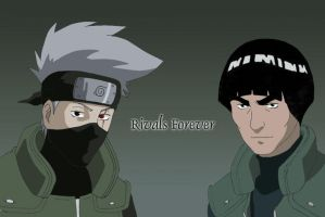Rivals :D by tootaa18
