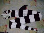 Sandworm Scarf preview 8D by hyuugaemi
