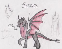 Saddyca by LeoSayaka
