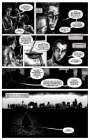 UNDERTOW page 2 - ZOMBIE YEARS no.6 by FWACATA