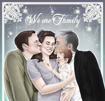 Mytheory - We are family by RedPassion