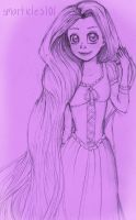 .:Rapunzel:. by smarticles101