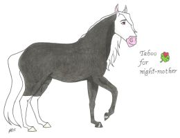 Taboo for night-mother by jellyshorse