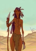 Far West - Indian by Le-Sushi