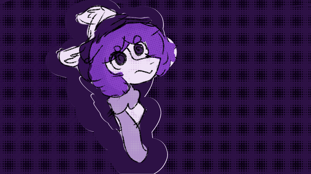 more mad lavender by ArbusPuffs