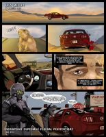 Gunner Page 1 by JonGibbons