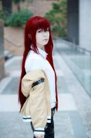Steins Gate - Makise Kurisu Cosplay by sosochan1314