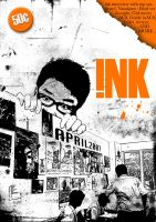 ACSi INK june 2007 cover by whangster