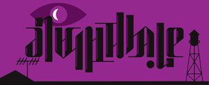 ''Night Vale'' rotational ambigram. by JZumun