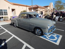 1951 Plymouth Concord Business Coupe (Customized) by TheHunteroftheUndead