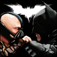 The Dark Knight Rises by Wild-Theory