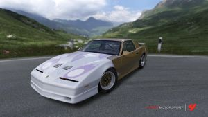 Gilda - '87 Trans Am by MintBronyCrunch