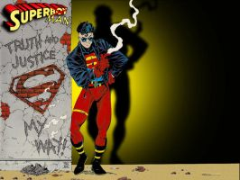 AOS 501 cvr Superboy by Superman8193