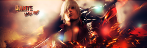 Dante Devil May Cry Sig by Joan-487