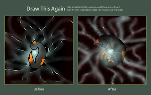 Draw This Again Contest by Ryla26