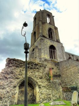 Wymondham Abbey by poemagraphic