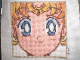 Sailor Moon Face by Shiori500