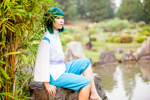 Spirited Away - Haku by sei-v
