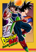 Dragon Ball Z Episode of Bardock by Niiii-Link