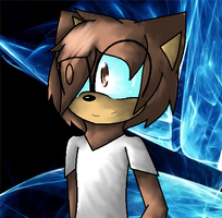 gift: James the 9 tailed fox by LethalWeapon07